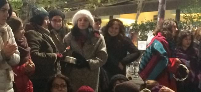 Ankara'da tencere tava eylemi