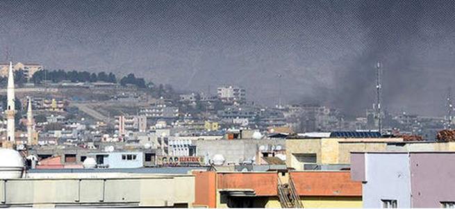 Cizre'de çatışma: 1 uzman çavuş şehit oldu