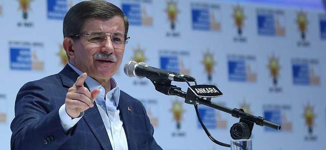 Başbakan Davutoğlu: Dünya beşten, Diyarbakır hendekten büyüktür