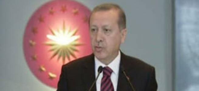 Cumhurbaşkanı Erdoğan Külliye'de konuştu