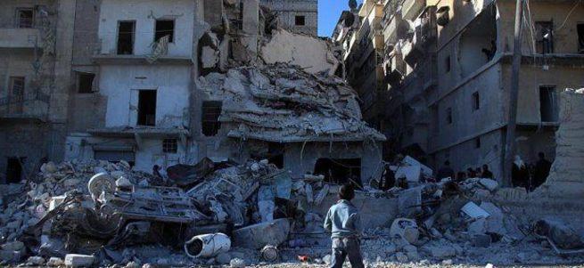 Rusya Suriye'de sivilleri öldürüyor