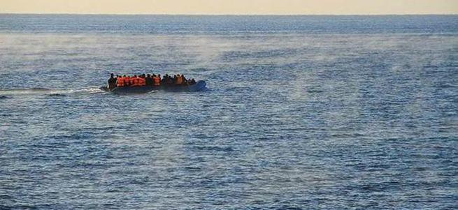 Dikili'de mülteci faciası; 8 ölü, 14 kayıp