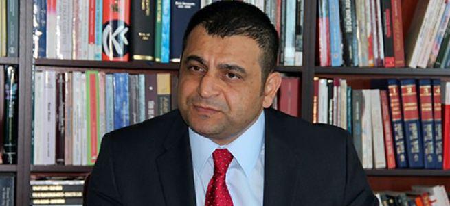 Sedat Laçiner gözaltına alındı