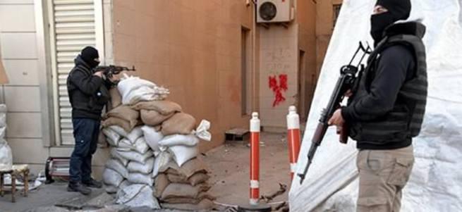 Diyarbakır Sur'da çatışma: 5 polis 4 asker yaralı