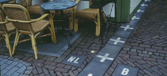 Belçika-Hollanda sınırı değişiyor