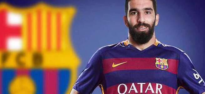 Barcelona'dan Arda ve Vidal'e özel video
