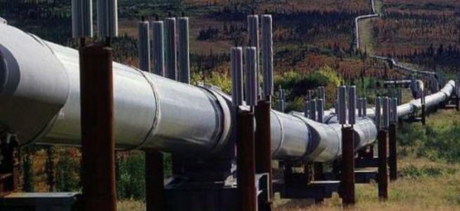 Kerkük'te doğalgaz boru hattı için çalışmalar başladı!