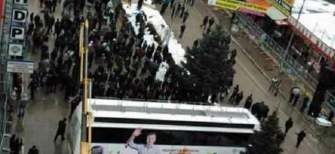 HDP'den işçilere tehdit mesajı