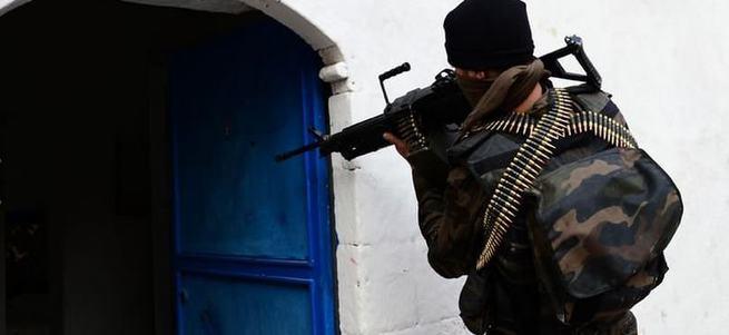PKK'lılar Nusaybin'e yeniden yerleşti
