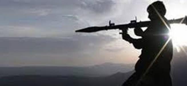 Mardin'de karakola roketatarlı saldırı