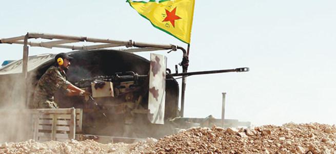 YPG ve Rusya'nın sinsi planı: Esad'ın postuyla Fırat'ın batısına