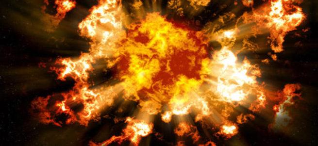 Çin'de havai fişek fabrikasında patlama
