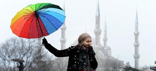 Dikkat! İstanbul'da 5 gün boyunca kar bekleniyor