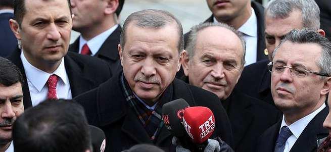 Cumhurbaşkanı Erdoğan'dan Diyarbakır'daki alçak saldırıya sert tepki