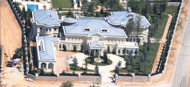 İşte FETÖ'nün Beyaz Saray'ı