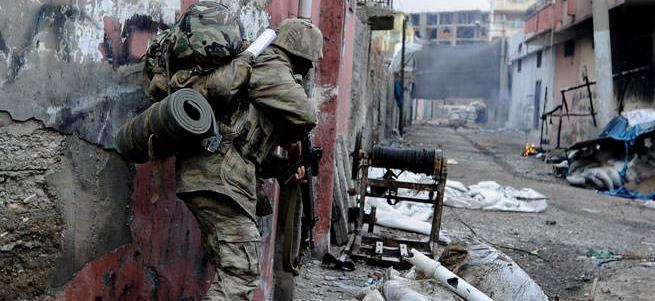 Genelkurmay Cizre'de öldürülen terörist sayısını açıkladı!