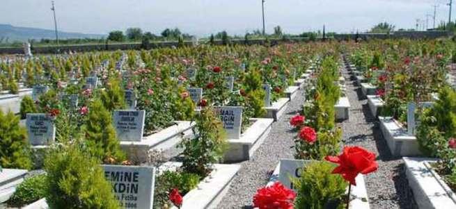 İstanbul'da toplam 9 milyar TL'lik mezar taşı var!
