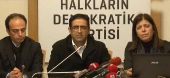 HDP'liler PKK'lıların ses kaydını dinletti!