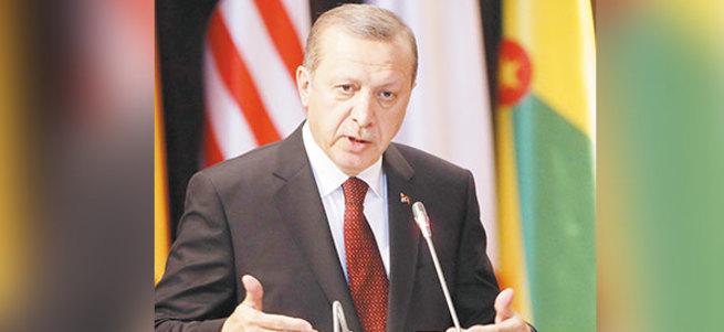 Erdoğan dünyayı uyardı: PYD'yi kollamanın bedeli ağır olur