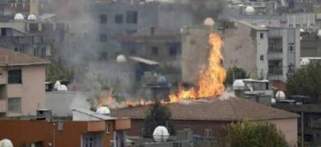 Cizre'de 9 terörist öldürüldü
