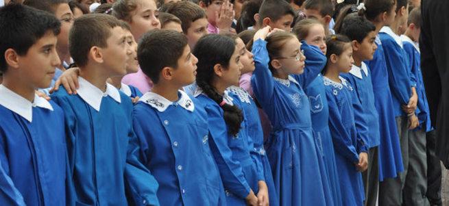 Okullar başlamadan tatil edildi