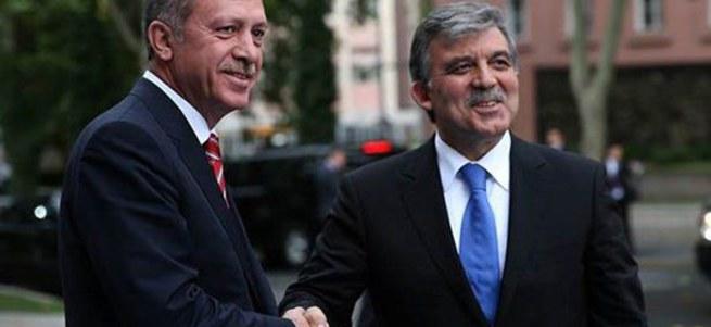 Erdoğan ve Gül görüştü