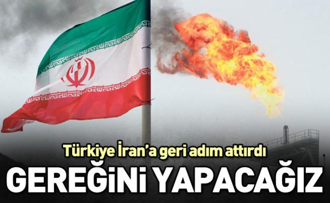 İran tahkimin gereğini yerine getirecek
