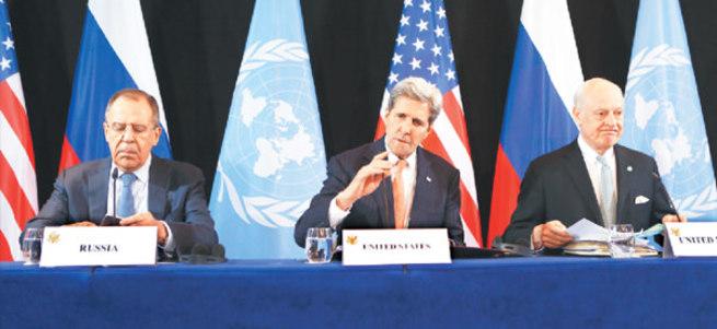 Suriye'de ateşkes aldatmacası