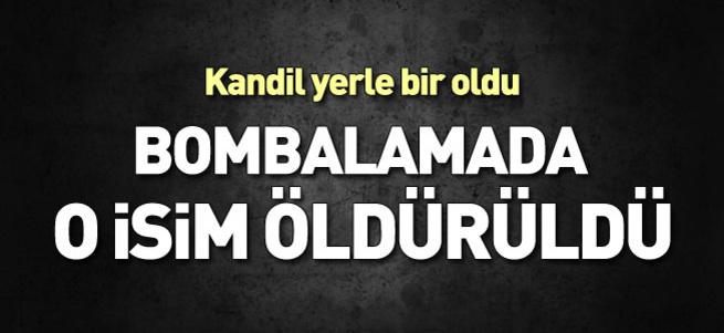 TSK açıkladı; PKK'nın o isimi de öldürüldü