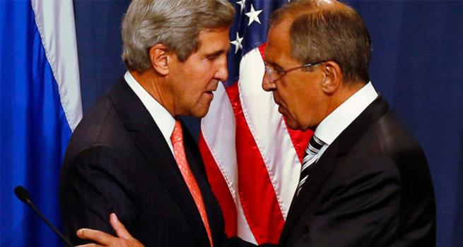 Kerry: Rusya ile Suriye'de ateşkes için geçici anlaşmaya vardık