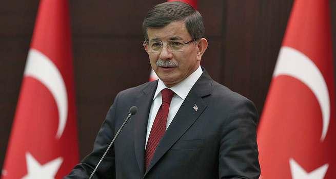Başbakan Davutoğlu beklenen açıklamayı yaptı