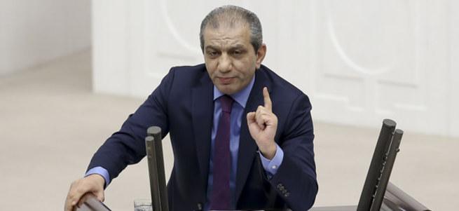 """AK Partili Aslan: """"Kandil'i yakacağız, başınıza geçireceğiz"""""""