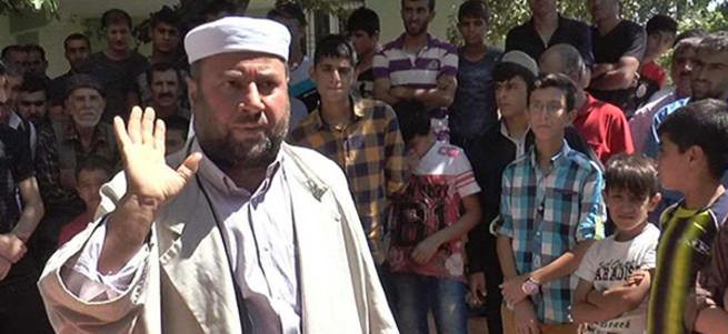 PKK'lı imama terörist dayağı