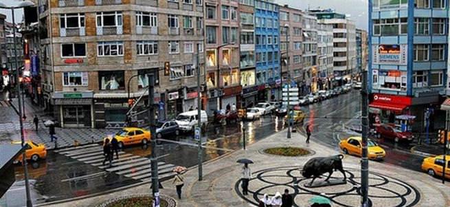 Kadıköy'de 15 kat sınırlaması