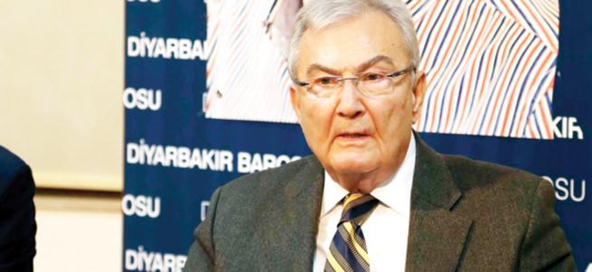 Baykal: CHP'nin hali ibretlik