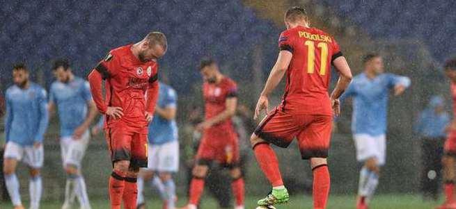 Galatasaray'a UEFA'dan 1 yıl men