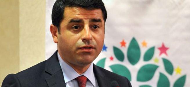 Demirtaş'ın fezlekesi Başbakanlık'ta