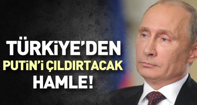 Türkiye'den Rusya'yı çıldırtacak askeri hamle!