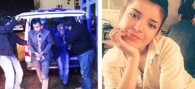 Kız kardeşini öldüren ağabey ve baba tutuklandı!