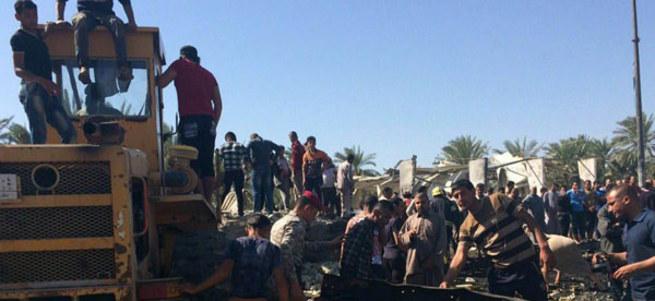 Irak'ta intihar saldırısı: 34 ölü, 39 yaralı