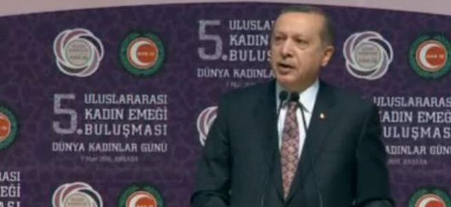 Erdoğan: Annelerin ayaklarının altı öpülür