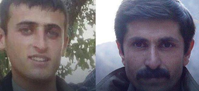 Başlarına ödül konulan o iki PKK'lı öldürüldü