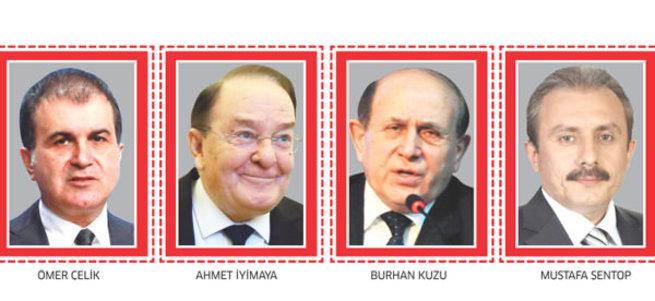 AK Parti Anayasa için startı verdi
