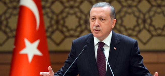 Erdoğan dünya liderlerine 'güvenli bölge'yi anlatacak