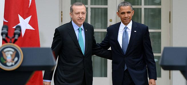 Beyaz Saray'dan The Atlantic'e yalanlama: Erdoğan kilit ortaktır