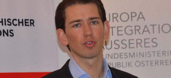 Avusturya Dışişleri Bakanı Kurz: Türkiye gücünün farkında