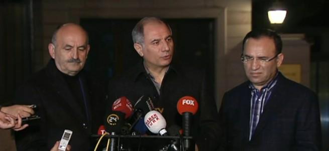 Efkan Ala'dan flaş Ankara açıklaması