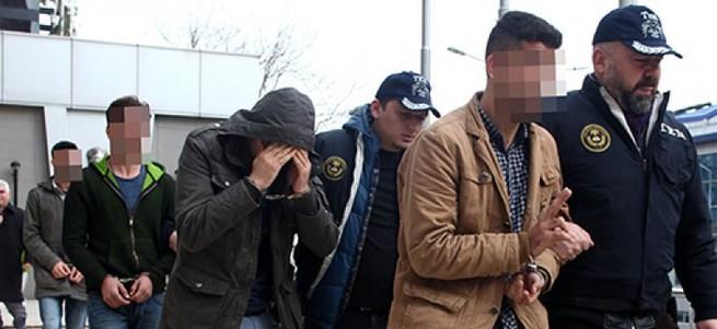 Bursa'da PKK operasyonu: 8 üniversiteli tutuklandı