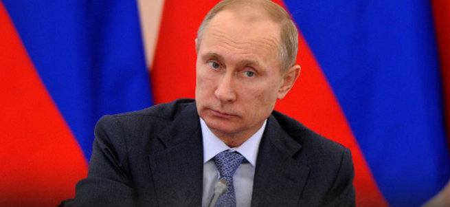 Putin: Suriye'deki operasyon 33 milyar rubleye mal oldu