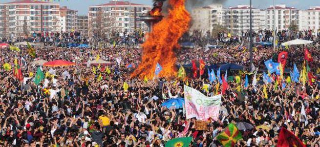 Diyarbakır'da Nevruz kutlamalarına izin verildi